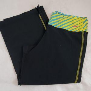 Nike Dri Fit Capri Pants